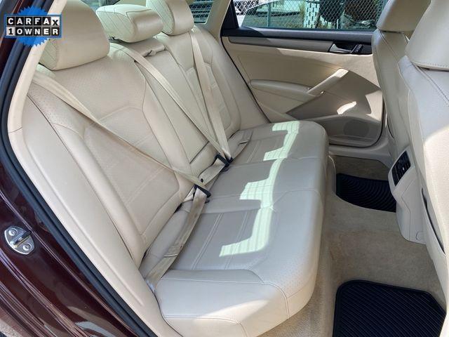 2014 Volkswagen Passat TDI SE w/Sunroof & Nav Madison, NC 10