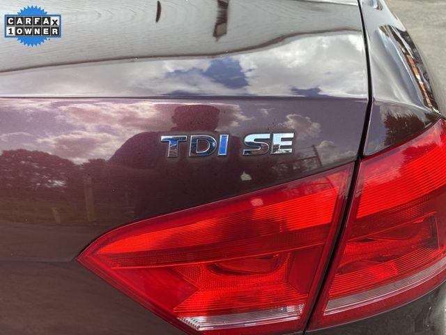 2014 Volkswagen Passat TDI SE w/Sunroof & Nav Madison, NC 16