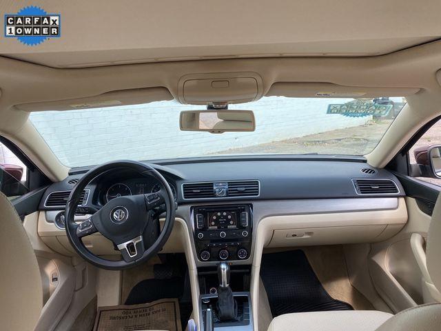 2014 Volkswagen Passat TDI SE w/Sunroof & Nav Madison, NC 20
