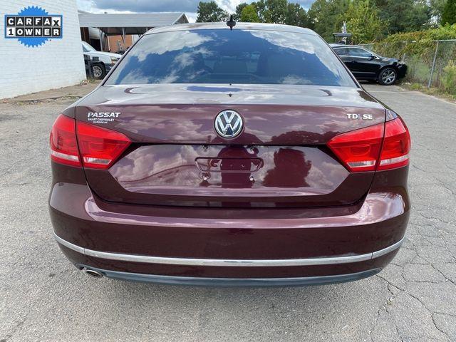 2014 Volkswagen Passat TDI SE w/Sunroof & Nav Madison, NC 2