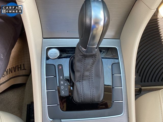 2014 Volkswagen Passat TDI SE w/Sunroof & Nav Madison, NC 35