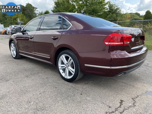 2014 Volkswagen Passat TDI SE w/Sunroof & Nav Madison, NC 3