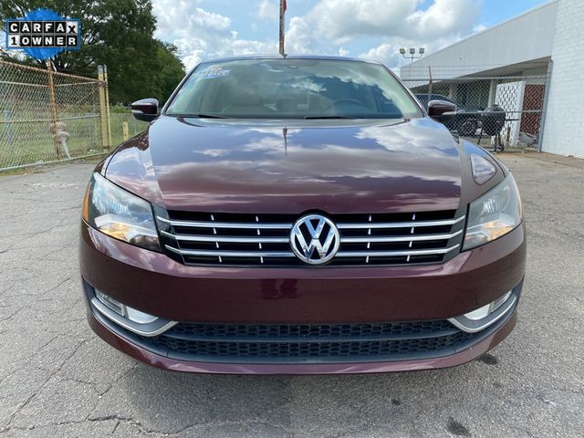 2014 Volkswagen Passat TDI SE w/Sunroof & Nav Madison, NC 6