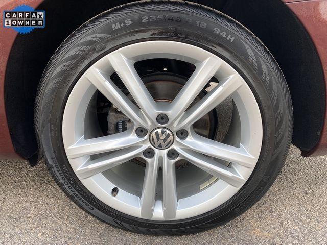 2014 Volkswagen Passat TDI SE w/Sunroof & Nav Madison, NC 8