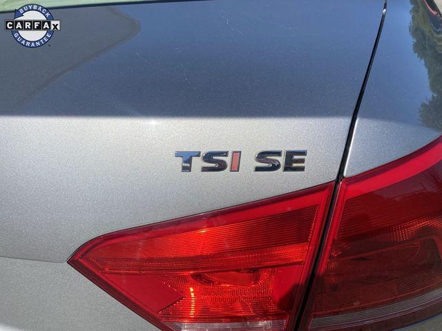 2014 Volkswagen Passat SE w/Sunroof & Nav Madison, NC 16
