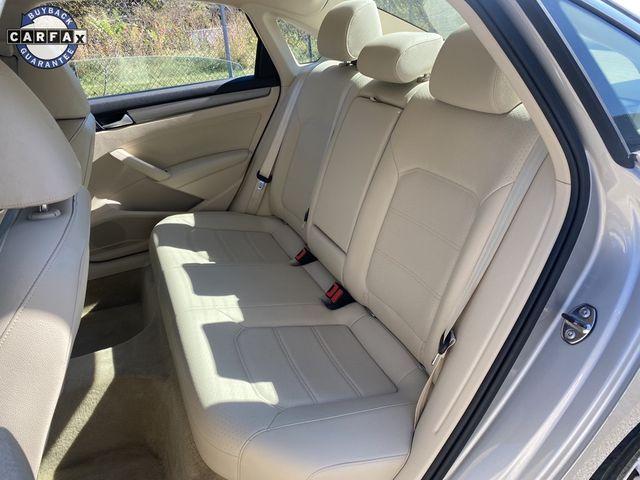 2014 Volkswagen Passat SE w/Sunroof & Nav Madison, NC 18
