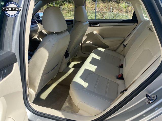 2014 Volkswagen Passat SE w/Sunroof & Nav Madison, NC 20