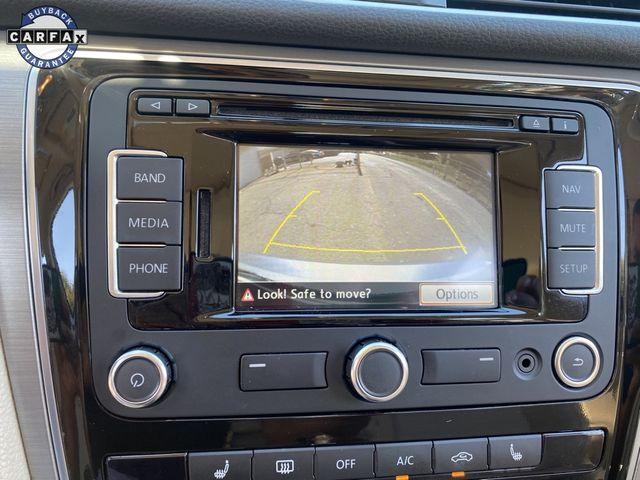 2014 Volkswagen Passat SE w/Sunroof & Nav Madison, NC 27