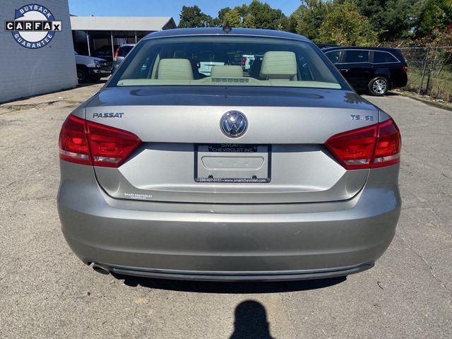 2014 Volkswagen Passat SE w/Sunroof & Nav Madison, NC 2