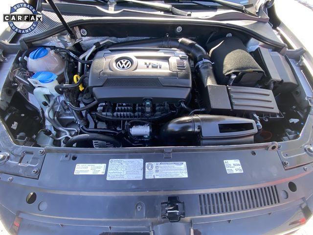 2014 Volkswagen Passat SE w/Sunroof & Nav Madison, NC 35