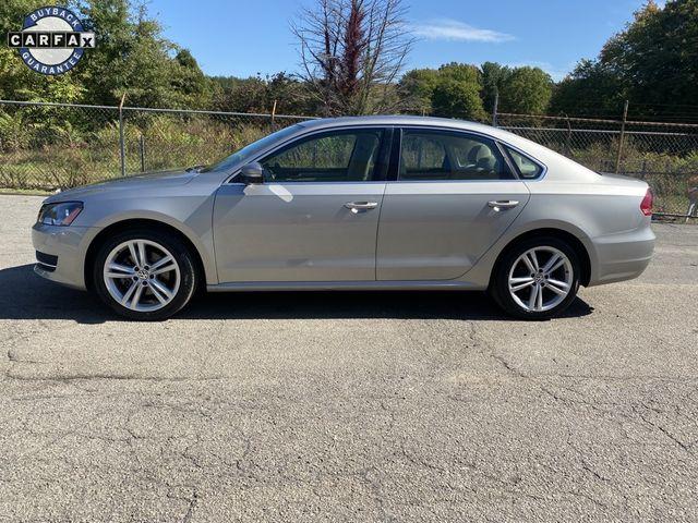 2014 Volkswagen Passat SE w/Sunroof & Nav Madison, NC 4
