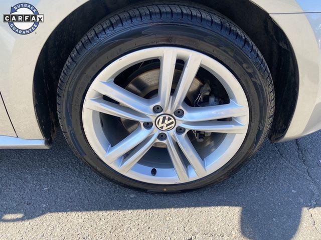 2014 Volkswagen Passat SE w/Sunroof & Nav Madison, NC 8