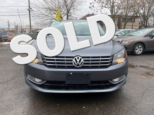 2014 Volkswagen Passat TDI SEL Premium New Brunswick, New Jersey