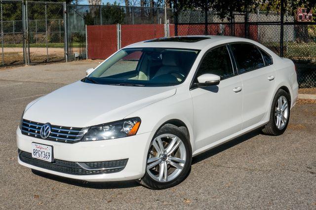 2014 Volkswagen Passat TDI SE w/Sunroof in Reseda, CA, CA 91335
