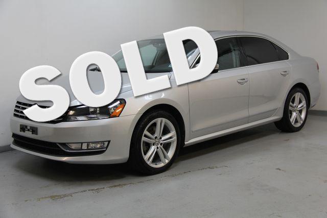 2014 Volkswagen Passat TDI SE w/Sunroof & Nav Richmond, Virginia 0