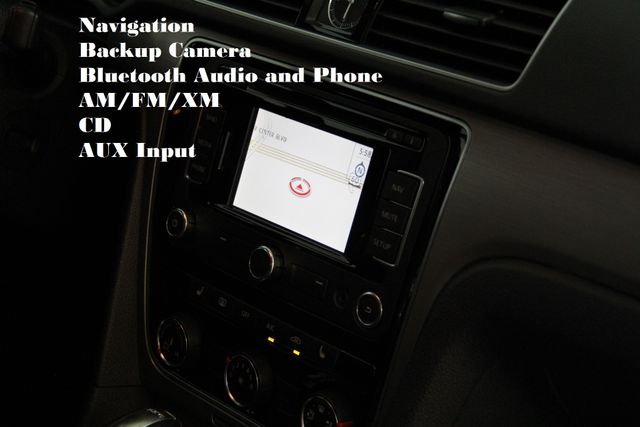 2014 Volkswagen Passat TDI SE w/Sunroof & Nav Richmond, Virginia 4