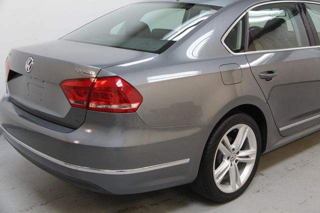 2014 Volkswagen Passat TDI SEL Premium Richmond, Virginia 30