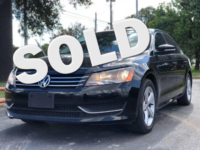2014 Volkswagen Passat SE in San Antonio TX, 78233