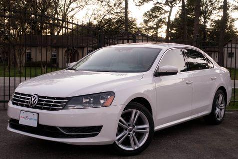 2014 Volkswagen Passat TDI SE w/Sunroof in , Texas