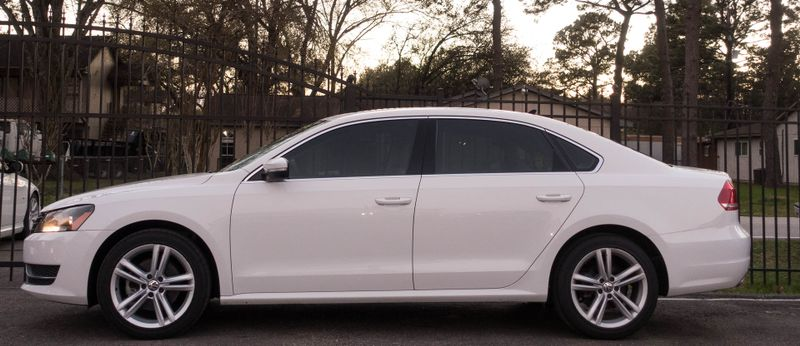 2014 Volkswagen Passat TDI SE wSunroof   Texas  EURO 2 MOTORS  in , Texas