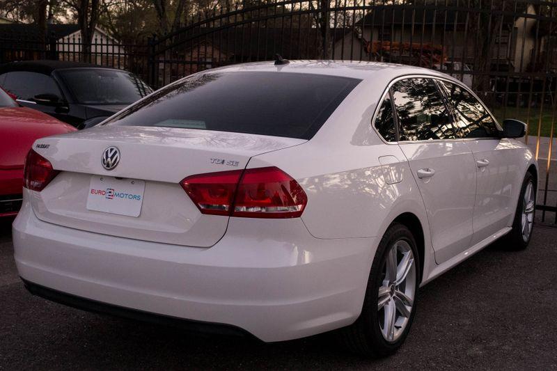 2014 Volkswagen Passat TDI SE wSunroof   Texas  EURO 2 MOTORS  in , Texas