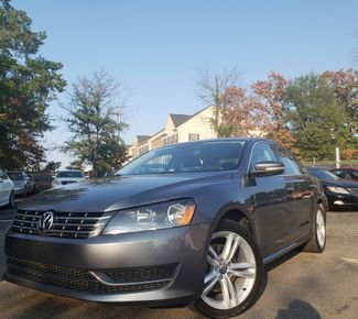 2014 Volkswagen Passat TDI SE w/Sunroof in Sterling, VA 20166