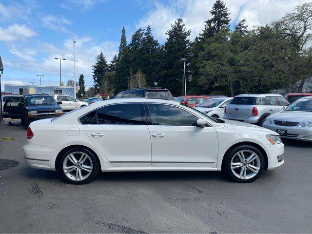 2014 Volkswagen Passat TDI SEL Premium in Tacoma, WA 98409