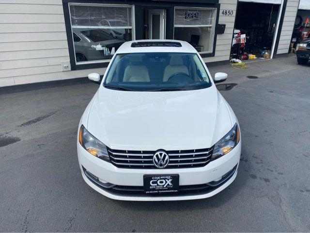 2014 Volkswagen Passat SEL Premium in Tacoma, WA 98409