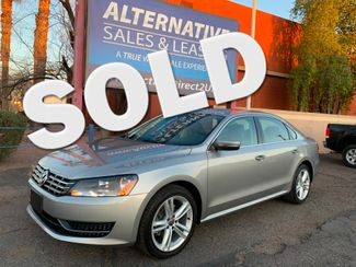 2014 Volkswagen Passat TDI SE 10 YEAR/120,000 MILE TDI FACTORY WARRANTY Mesa, Arizona