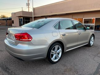 2014 Volkswagen Passat TDI SE 10 YEAR/120,000 MILE TDI FACTORY WARRANTY Mesa, Arizona 4
