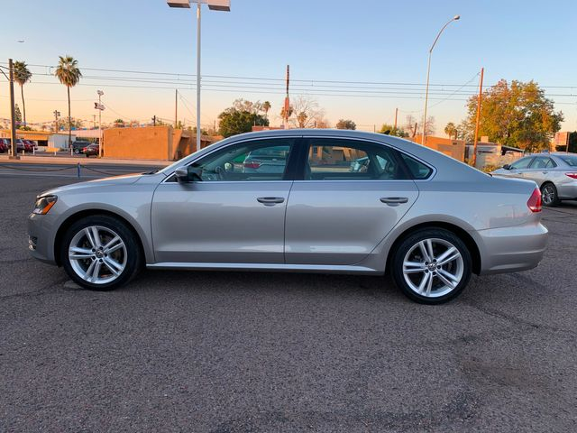 2014 Volkswagen Passat TDI SE 10 YEAR/120,000 MILE TDI FACTORY WARRANTY Mesa, Arizona 1