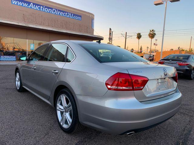 2014 Volkswagen Passat TDI SE 10 YEAR/120,000 MILE TDI FACTORY WARRANTY Mesa, Arizona 2