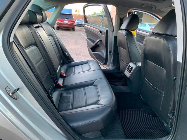 2014 Volkswagen Passat TDI SE 10 YEAR/120,000 MILE TDI FACTORY WARRANTY Mesa, Arizona 12