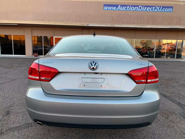 2014 Volkswagen Passat TDI SE 10 YEAR/120,000 MILE TDI FACTORY WARRANTY Mesa, Arizona 3