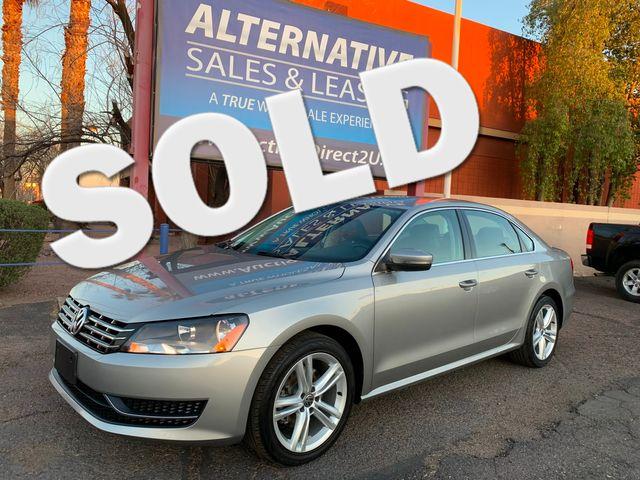 2014 Volkswagen Passat TDI SE 10 YEAR/120,000 MILE TDI FACTORY WARRANTY Mesa, Arizona