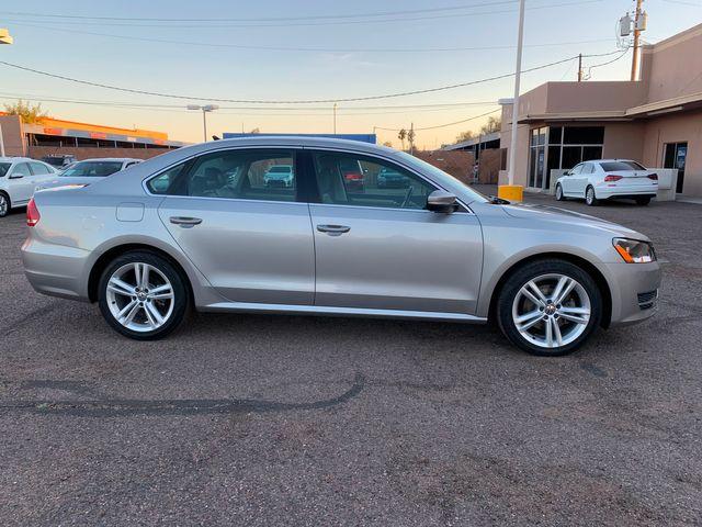 2014 Volkswagen Passat TDI SE 10 YEAR/120,000 MILE TDI FACTORY WARRANTY Mesa, Arizona 5