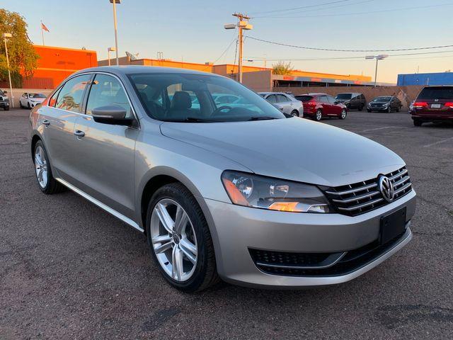 2014 Volkswagen Passat TDI SE 10 YEAR/120,000 MILE TDI FACTORY WARRANTY Mesa, Arizona 6