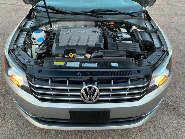 2014 Volkswagen Passat TDI SE 10 YEAR/120,000 MILE TDI FACTORY WARRANTY Mesa, Arizona 8