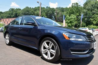 2014 Volkswagen Passat SE w/Sunroof Waterbury, Connecticut 7