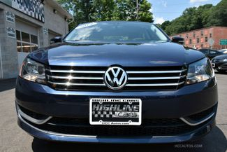 2014 Volkswagen Passat SE w/Sunroof Waterbury, Connecticut 8