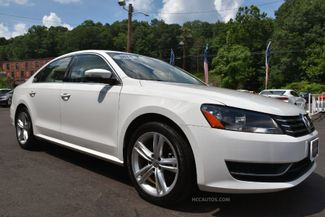 2014 Volkswagen Passat SE w/Sunroof Waterbury, Connecticut 7