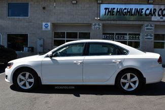 2014 Volkswagen Passat SE Waterbury, Connecticut 2