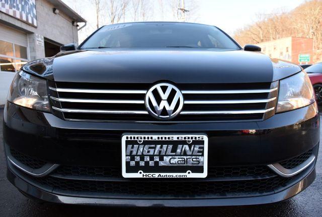 2014 Volkswagen Passat SE w/Sunroof & Nav Waterbury, Connecticut 9