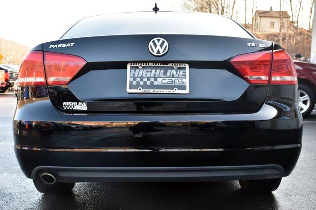 2014 Volkswagen Passat SE w/Sunroof & Nav Waterbury, Connecticut 5