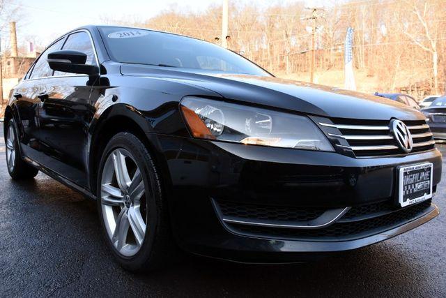 2014 Volkswagen Passat SE w/Sunroof & Nav Waterbury, Connecticut 8