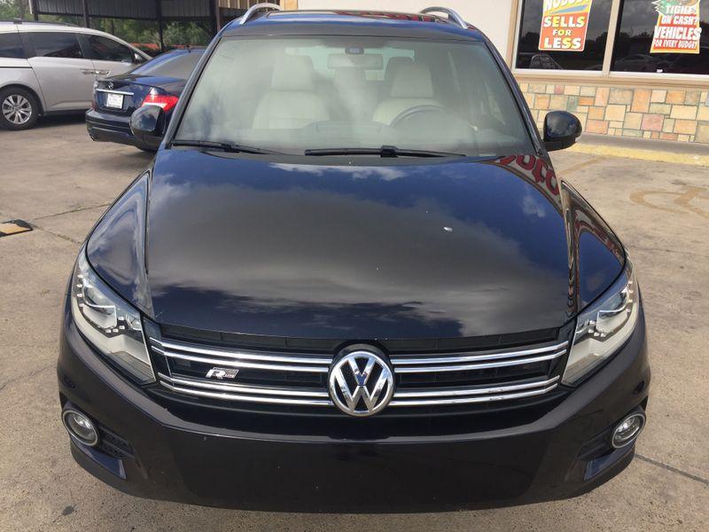 2014 Volkswagen Tiguan R-Line  Brownsville TX  English Motors  in Brownsville, TX