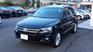 2014 Volkswagen Tiguan SE in East Haven CT, 06512