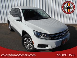 2014 Volkswagen Tiguan R-Line in Englewood, CO 80110