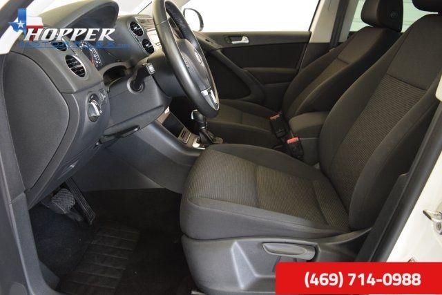 2014 Volkswagen Tiguan S in McKinney Texas, 75070