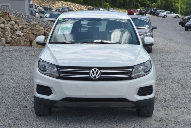2014 Volkswagen Tiguan S Naugatuck, Connecticut 7